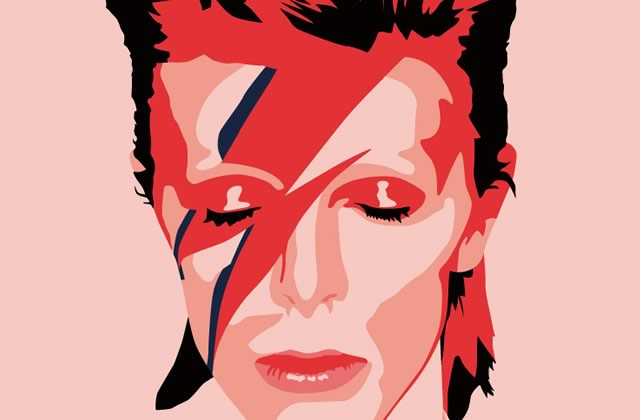 David Bowie / Ziggy Stardust, une icône du cool