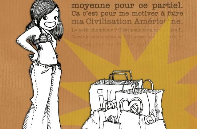Le dessin de Nepsie #19 : Soldes hiver 2012, je peux tout expliquer !