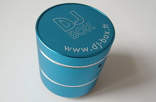 La DJ Box : une enceinte portative qui a la classe