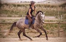 L'équitation—Les madmoiZelles & leur sport