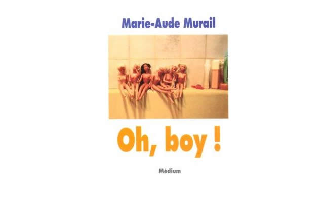 Oh boy, un roman ado de Marie-Aude Murail