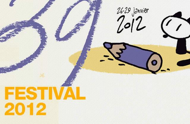 La sélection du festival d'Angoulême 2012