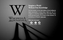 SOPA, PIPA, et la journée noire de Wikipedia