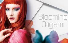 Blooming Origami, la collection printemps 2012 de Kiko