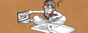Le dessin de Nepsie #26 – Cultive ta mauvaise foi