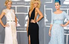 Grammy Awards 2012 : toutes les tenues du red carpet