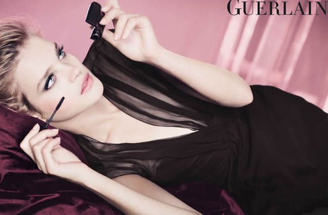 Les Roses et le Noir, la collection Printemps 2012 de Guerlain