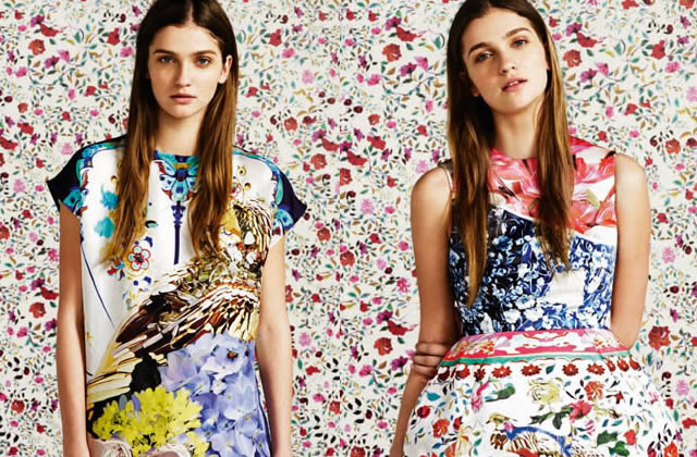 La collection Mary Katrantzou 2012 pour Topshop