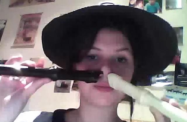 Le nasoflûte ou l'art de jouer de la flûte avec son nez