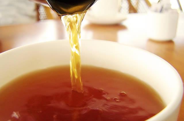 Sélection de thés pour se réchauffer