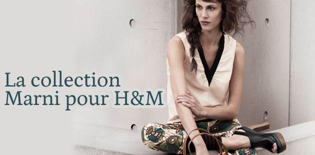 Collection Marni pour H&M : tous les visuels et les prix