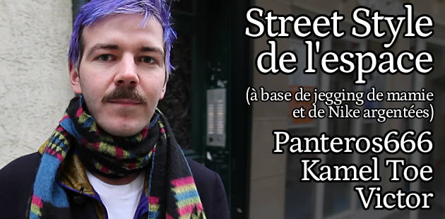 Street Style – Panteros Kamel Toe Victor
