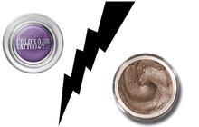 Color Tattoo de Gemey-Maybelline VS Aqua Cream de Make Up For Ever, le match