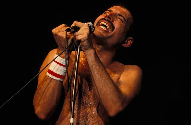 Freddie Mercury était une racaille