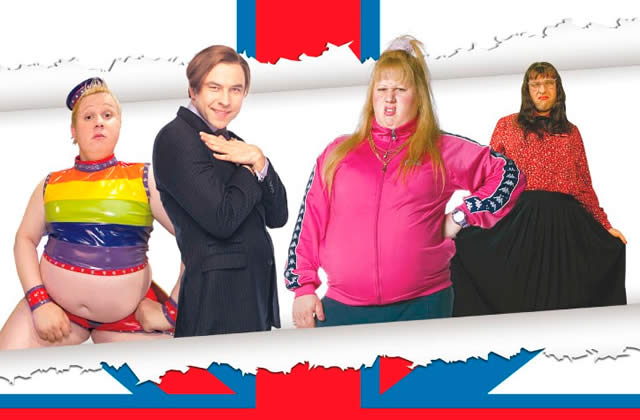 Les meilleures séries UK #1 – Little Britain