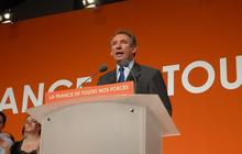 Meeting de François Bayrou – Orange, Ô des espoirs