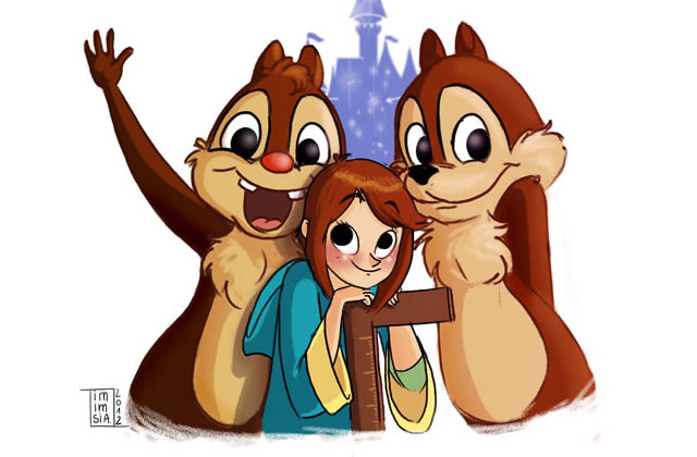 J Ai Teste Pour Vous Travailler A Disneyland Paris
