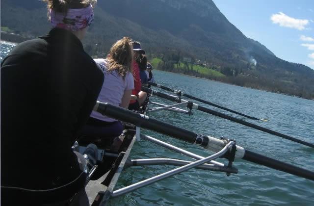 L'aviron – Les madmoiZelles et leur sport