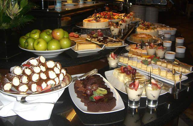 Chronique d'un buffet ordinaire