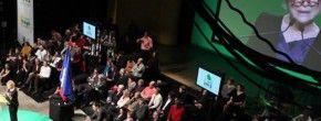 En Vert et contre tous… – Le discours d'Eva Joly