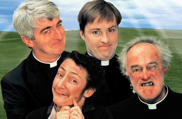 Father Ted – Les meilleures séries UK #4