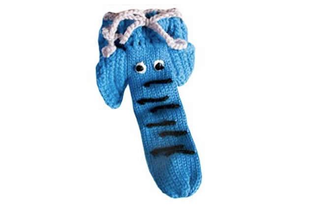 Les réchauffe-zizis en tricot