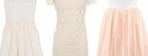 Sélection shopping de robes en dentelle