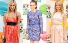 Conseils pour adopter les tenues des Nickelodeon Kids' Choice Awards 2012