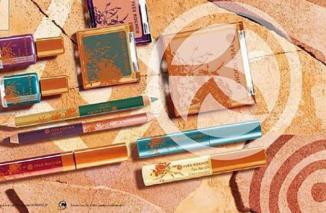 Tribal Attitude, la nouvelle collection de maquillage chez Yves Rocher