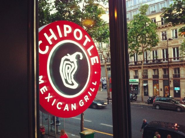 chipotle paris