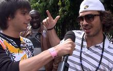 Cannes 2012 – Maxime s'incruste au Grand Journal avec Skip The Use