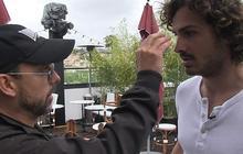 Cannes 2012 Jour 4 – Maxime Musqua veut rapper avec Orelsan
