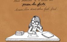 Le dessin de Nepsie #34 : Savoir préparer son été