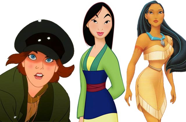 Trois dessins animés qui trichent avec l'Histoire