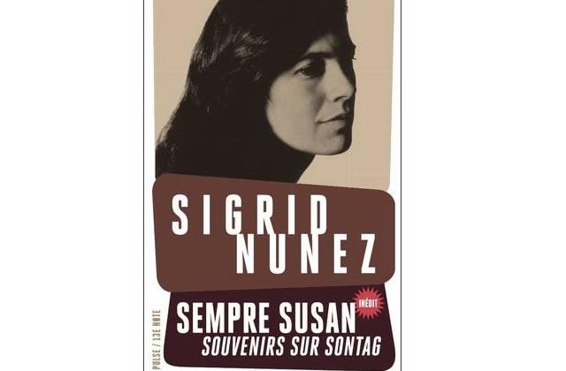 Sempre Susan / Souvenirs sur Sontag, de Sigrid Nunez