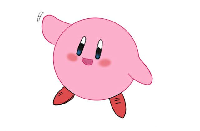 Le dessin de Timtimsia – Kirby's Dream Land