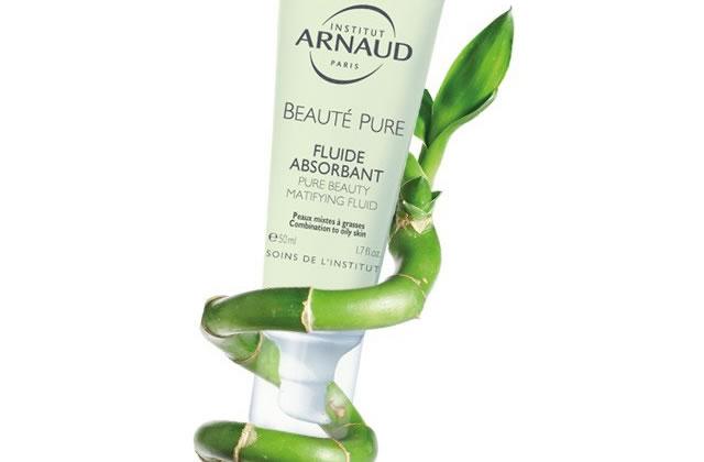 Fluide absorbant de l'Institut Arnaud, le test