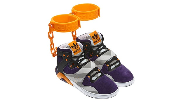 Les baskets Adidas par Jeremy Scott : la polémique mode du jour