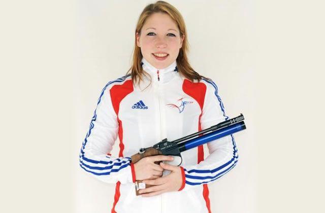 Ça s'est passé aux JO – Céline Goberville, première médaille française