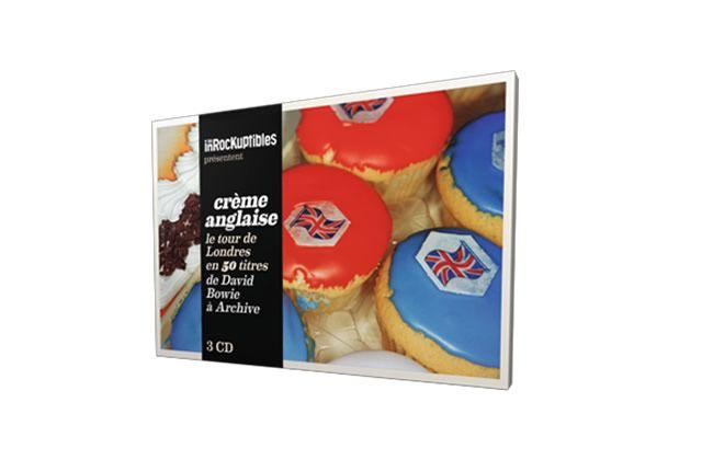 Des compils Inrockuptibles «Crème anglaise» à gagner !