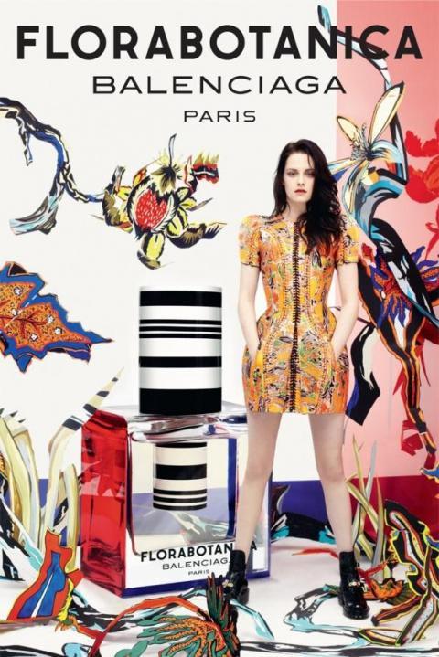 La Pour Balenciaga Parfum Kristen Fait Stewart Gueule Le f7Ygb6yv