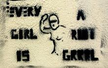 Riot Grrrl ou le féminisme punk-rock