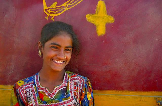 Des serviettes hygiéniques low-cost pour les femmes en Inde