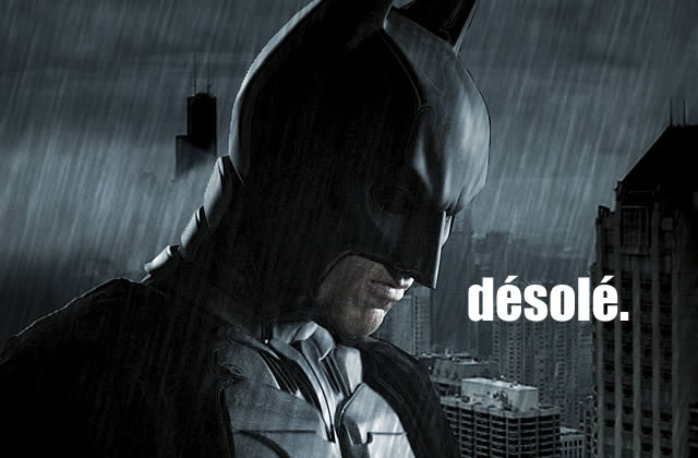 Batman The Dark Knight Rises : 23 incohérences et loupés (100% spoilers)