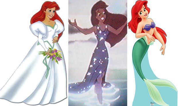 Guide Vestimentaire Les Heroines De Disney 1 2