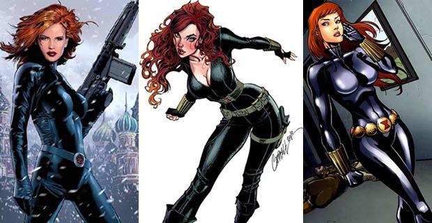 Super Heroines Typologie De Super Costumes Madmoizelle Com