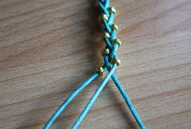 Tuto Des Bracelets Porte Bonheur Par Milliers