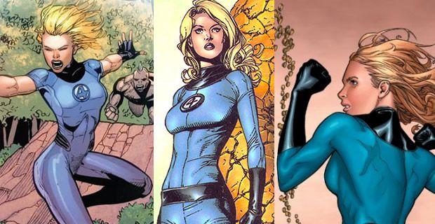 Plus adapté Super-héroïnes : typologie de super costumes – madmoizelle.com GO-31