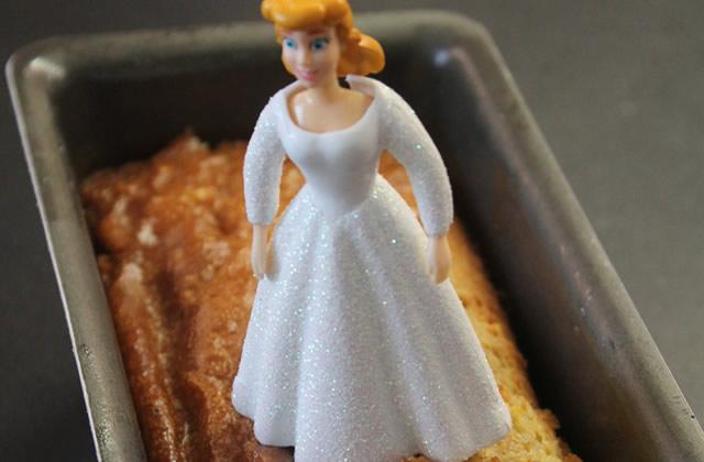 Le cake d'amour de Peau d'Âne, un bon appât à prince charmant ?