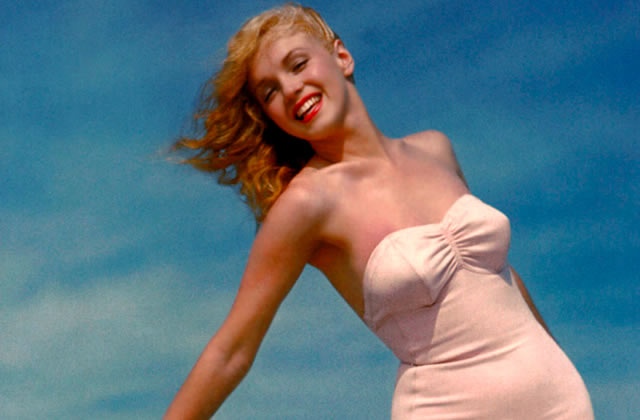Get the look : Marilyn Monroe